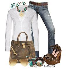 Western Look :)