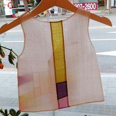 손에 무리가 와서 쉬어야 한다는데도 습이란 무섭다. 어느새 잡고 있는 바늘. 폭염에 병아리같은 아가들이... Modern Hanbok, Patchwork Bags, Fabric Squares, Sewing Clothes, Cute Fashion, Special Occasion Dresses, Textile Design, Textile Texture, Plus Size Fashion