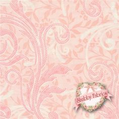 "Coquette 8203 by Art Gallery Fabrics: Coquette is a beautiful collection by Art Gallery Fabrics. 100% cotton. 44/45"". This fabric features pink tonal swirls."