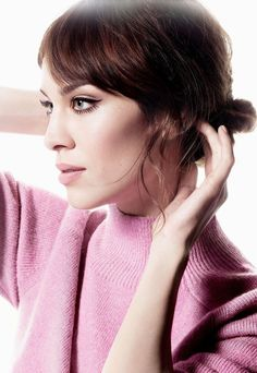 Beauty Inspiration: Alexa Chung's Winged Liner For Eyeko
