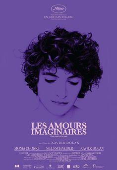 Les Amours imaginaires est un film québécois réalisé par Xavier Dolan, sorti en 2010. Il est sélectionné dans la section Un certain regard lors du Festival de Cannes 2010 (triangle amoureux, faux espoirs, beau, fort, simple, bonne musique)