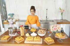 Tak ikut Jannah Corp, 5 artis cantik ini bisnis kue kekinian sendiri