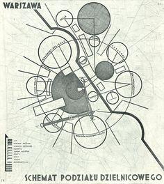 plan of warsaw
