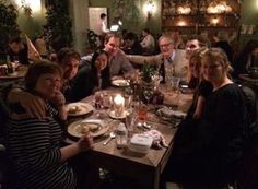 Theo with his family and friends!