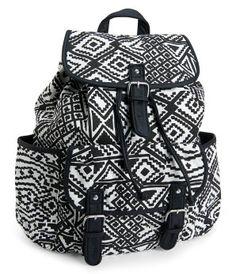 Southwest Diamond Backpack -
