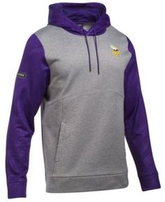 d1275cf5d Under Armour Men s Minnesota Vikings Armour Fleece Hoodie Men - Sports Fan  Shop By Lids - Macy s