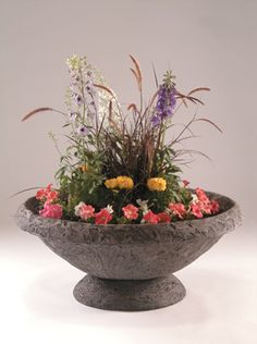 Alu0027s Garden Art Is Manufactured By Fiore Stone, Inc.   An American  Manufacturer Of One Of The Most Sought After Names In Concrete Decor For  Your Home And ...