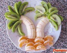 Paradise breakfast