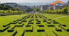 The Romantic Past And Promising Future Of Lisbon, Portugal by Kathleen Peddicord Huffington Post Parque Eduardo VII, Lisboa, Portugal Belem, E Dublin, Parks, Week End En Amoureux, Stuff To Do, Things To Do, Portugal Holidays, Worldwide Travel, Secret Places