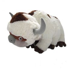 Appa Avatar The Last Airbender Plush. https://plushieparadise.com