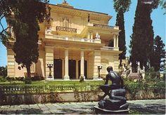 Achilleon Palace - Corfu -  Sissi's Palace - GREECE!