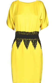 Vintage Silk beaded dress