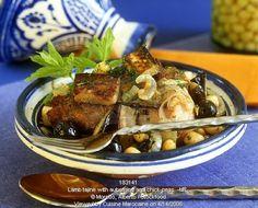 أشهر وصفات الطبخ المغربي بالصور : مطبخ ام ايمن.             Lamb tagine