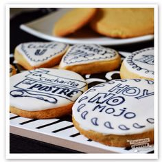 Message in a biscuit