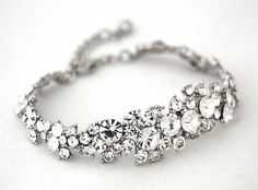 Stella Diamanté Bracelet £30