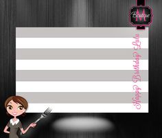 50 Personalized Paper Placemats Custom by BoutiqueMonogram on Etsy, $29.99
