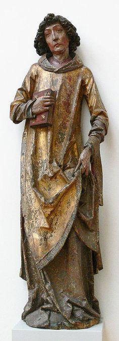 Riemenschneider (Werkstatt) Heiliger Diakon - Category:Tilman Riemenschneider - Wikimedia Commons