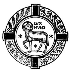 Christian Symbols, Christian Art, Religious Images, Religious Art, Medieval Tattoo, Linear Art, Christian Tattoos, Cross Crafts, Spirited Art