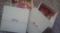 Caixas convite padrinhos - casamento @mdmenina.arte