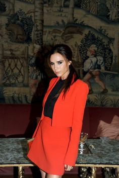 womensweardaily: Victoria Beckham to Launch E-Commerce Victoria Beckham is gearing up to unveil a digital overhaul of her site this spring, which will include e-commerce for her accessories, eyewear, denim and Victoria Victoria Beckham line. The new site, created by King & Partners, will be powered by the agency's proprietary Sellect e-commerce platform — and house branded content that users can share via social media. For More Photo By Tim Jenkins