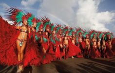 Community Post: 7 Reasons Why Trinidad's Carnival Is The Greatest Festival On Earth