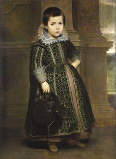 1625 Cornelis de Vos - Portrait of Frans Vekemans