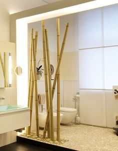 bamboo for claw foot tub?