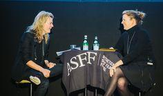Aesthetica Short Film Festival 2014, Lisa Gunning - Reel Cinemas. Courtesy and Copyright Jim Poyner asff.co.uk
