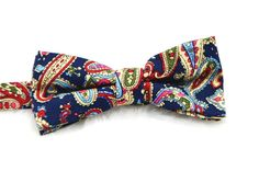 Paisley, Bows, Tie, Creative, Accessories, Arches, Bowties, Cravat Tie, Bow