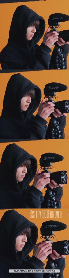 #Jungkook [Episode] #jhope 1st mixtape MV Episode 2