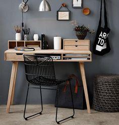 Schreibtisch von Hübsch Interior