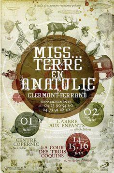anatolie(c)fbarral #design #layout #poster