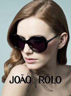 João Rolo Eyewear Campaign 2012 by Frederico Martins, via Behance