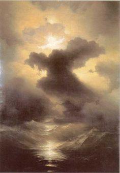 ivan-aivazovsky-chaos-the-creation