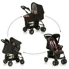 #Ebay #Baby #Pram #3-in-1 #Set #Car #Seat #Carrycot #Versatile #Basket #Foldable #Braking #System