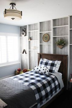 The Weekender Episode 11: All-American Boy's Bedroom | East Coast Creative Blog | Bloglovin'