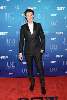 Shawn Mendes Updates — APRIL 02: [MORE] Shawn Mendes arrives at the 2017...