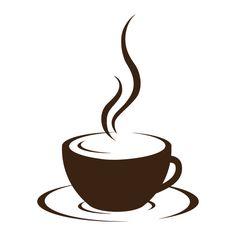 Conjunto de 3 envolturas de lienzo taza de café por AugustandElm