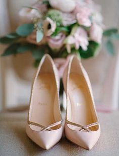 Renkli Gelinlik Ayakkabıları