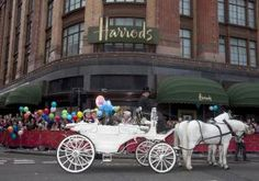 Horse carriages are legal in big cities like Paris and London, despite activists' claims