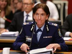 Catherine Burn, Deputy Commissioner of NSW Police / Picture: Cameron Richardson