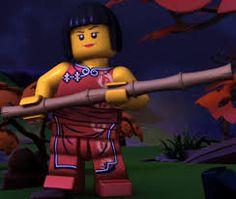 mya- dziewczyna jeya która jest też siostrą kaia i samurajem