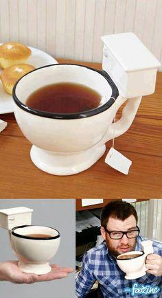 Drôle de Tasse ! - foozine.com