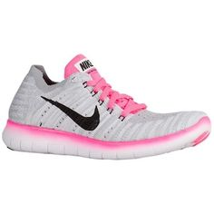 Nike Free Run Flyknit - Girls' Grade School