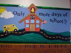 start of school bulletin boards | End of the School Year Bulletin Boards