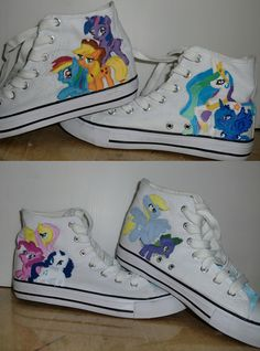 My Little Pony Shoes