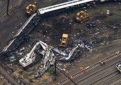 Amtrak train traveling 106 mph before deadly crash