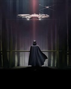 Artist Andy Fairhurst has created this set of beautiful posters inspired by the original Star Wars trilogy. The posters were created for Bottleneck Gallery, and I wish I would have come across them sooner, because they're all sold out now. Fairhurst is a talented artist, and I absolutely love