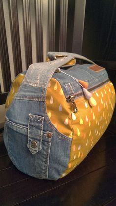 – Purses And Handbags Diy Diy Bags Purses, Purses And Handbags, Blue Jean Purses, Diy Sac, Denim Ideas, Diy Handbag, Recycle Jeans, Handmade Purses, Craft Bags