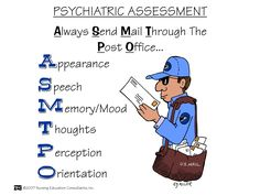 Nursing School: Psychosocial Mnemonics, good for a psych nurse Psych Nurse, Rn Nurse, Nurse Life, Nurse Humor, Nurse Stuff, Nursing Assessment, Nursing Mnemonics, Newborn Assessment, Nursing Board